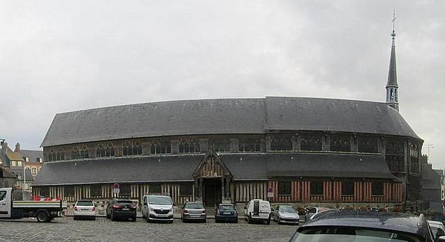 Honfleur Church