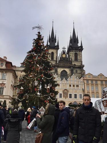 Prague city 2016