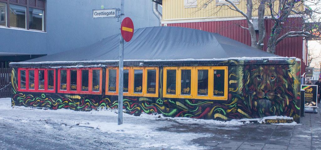 Marley Coffee Reykjavik