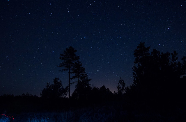 Western sky 5am
