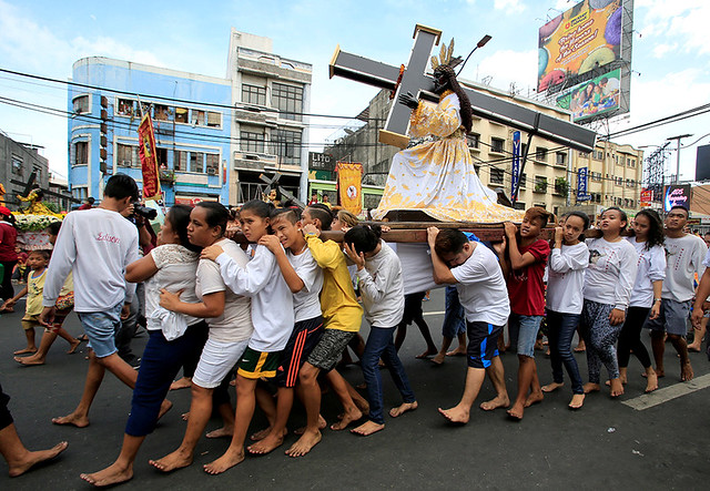 Black Nazarene procession