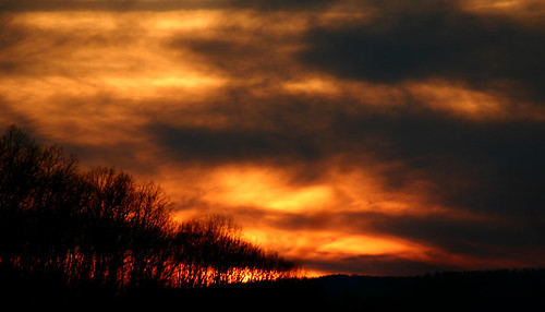 Sky on Fire | by Rachel Pennington
