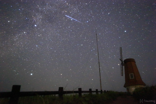 Perseid Meteor Shower 2016