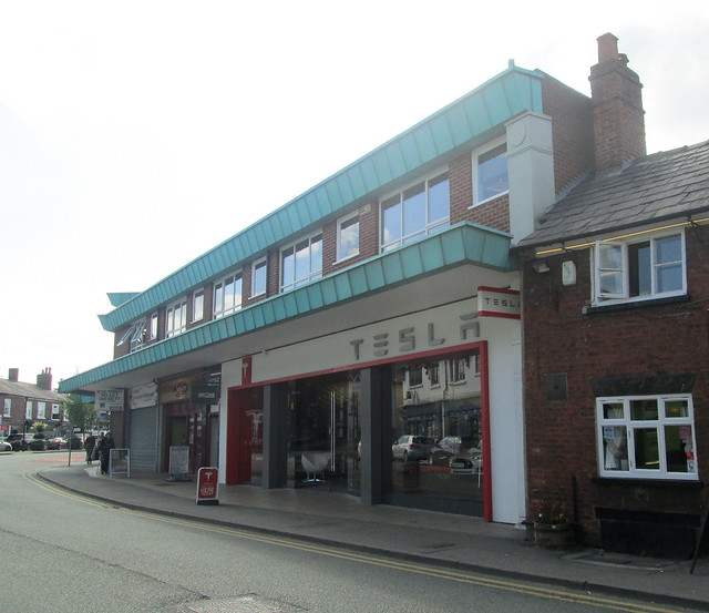Knutsford Art Deco Style