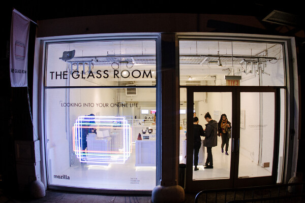 The Glass Room: The Exhibition