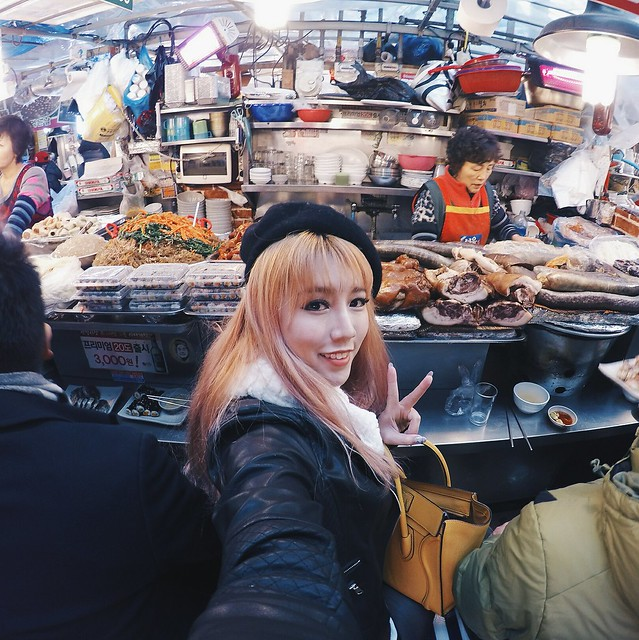 Gwangjang market 12