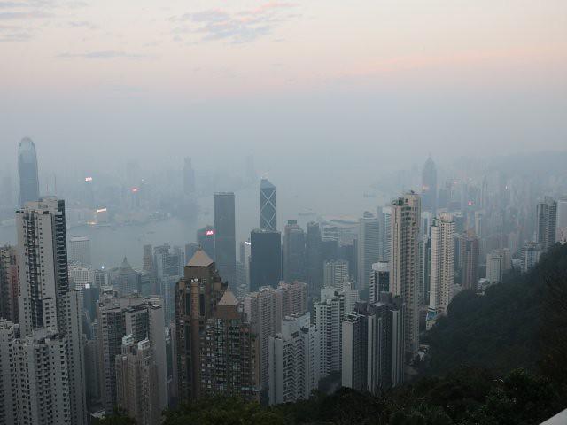 victoria harbour obiective turistice gratuite Hong Kong 7