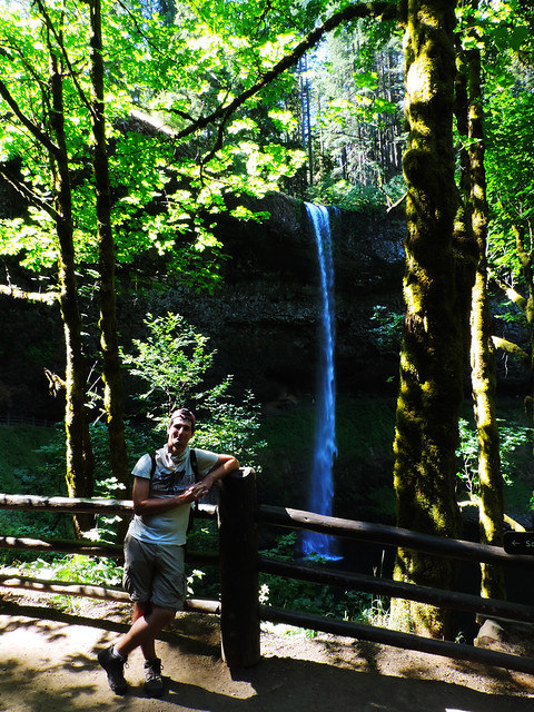 Will Travel Make You Happy: Silver Falls State Park, Oregon, USA