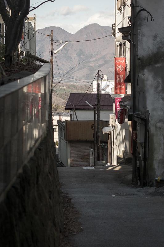 weird alley