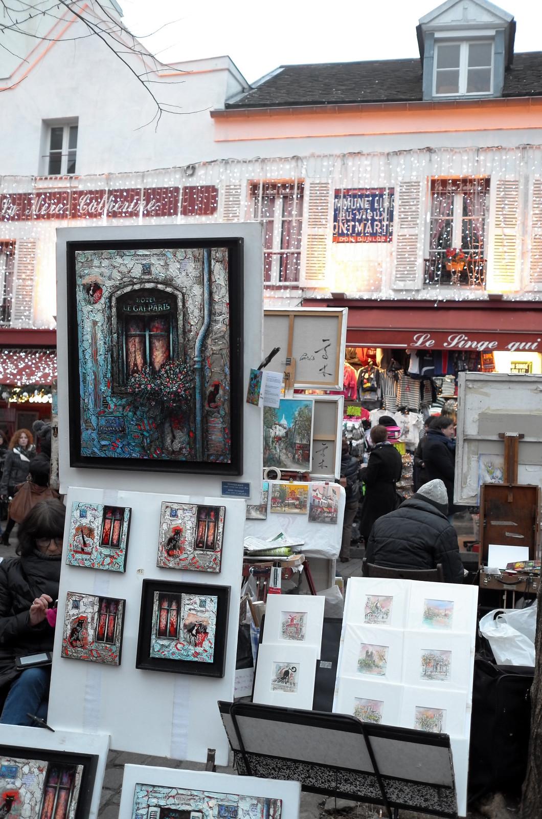 Paris in Season Greetings