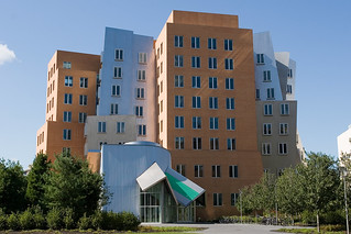 Photo of MIT Stata Center