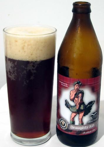 Draughty Kilt Scottish Ale