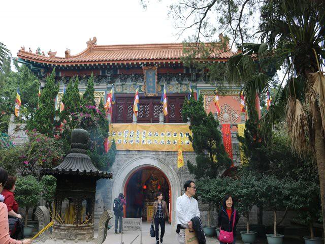 ngong ping manastirea po lin 1
