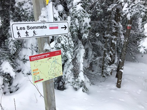 Tremblant summit hike