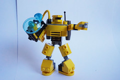 [MOC] Mini Robot : Rebooted 31351427323_31766cd2b9_m