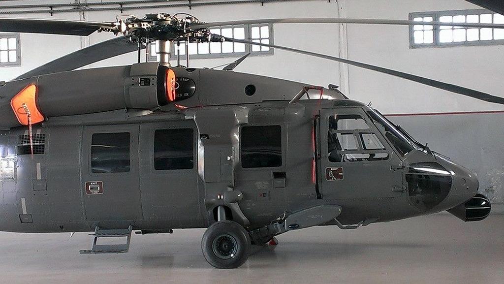 Sikorsky S-70A Black Hawk 31878366131_28093daa4b_o