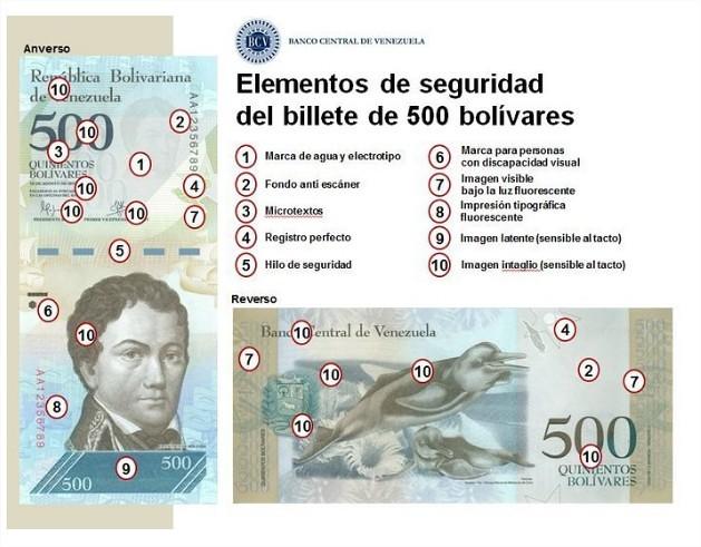 Arriba al país carga con billetes de 500 bolívares del nuevo cono monetario - Google Chrome