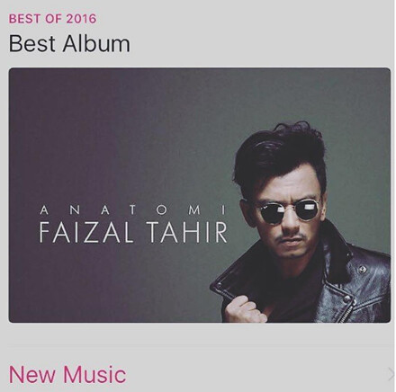 Faizal Tahir- Apple Music 2