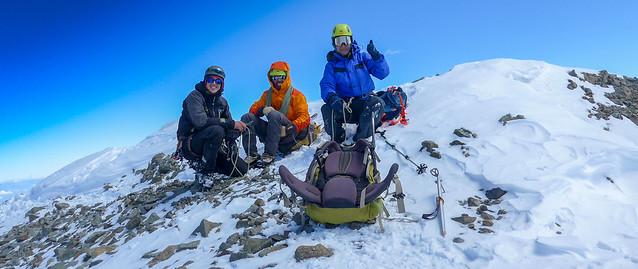 2016 Dec La Paloma 4.900m