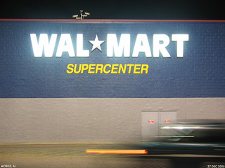 wal-mart supercenter | by Dystopos