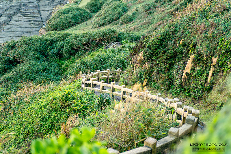2016.Dec Bitoujiao @Taipei, Taiwan 鼻頭角步道