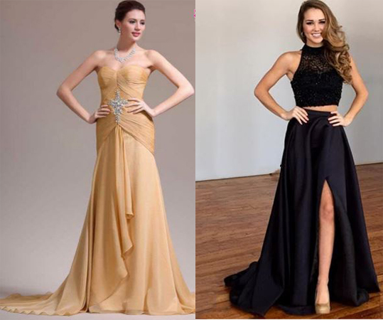 amanda dress long