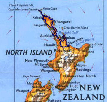 New-zealand-northland-map