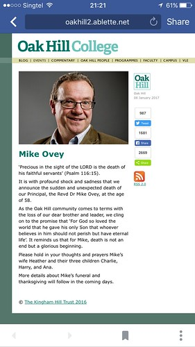 Valē, Mike Ovey