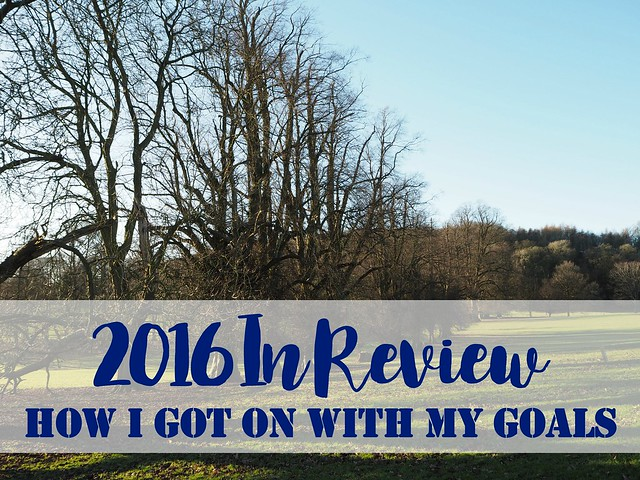 2016-in-review-how-I-got-on-with-my-goals