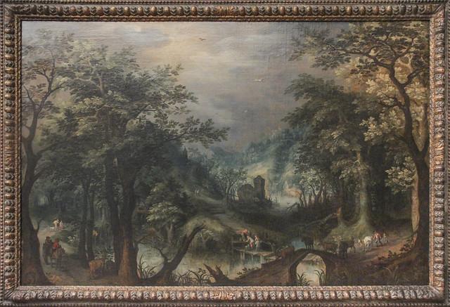 Landscape, Gillis van Coninxloo III