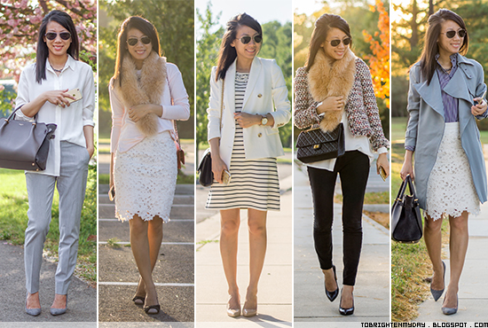 2016 favorite work outfits