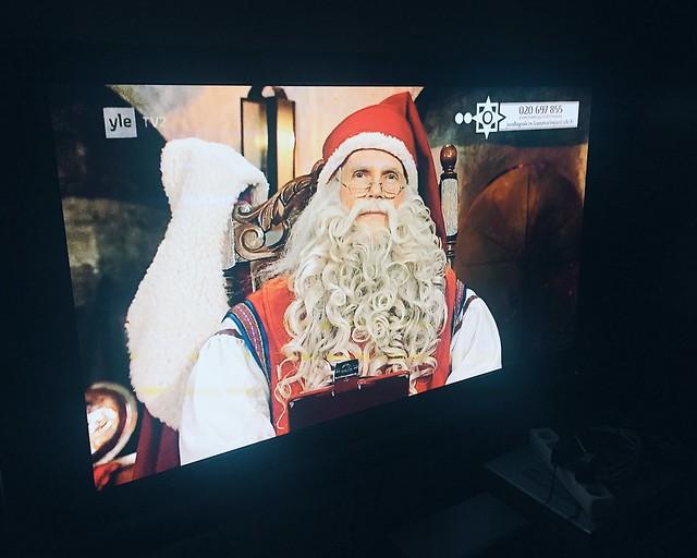 Joulupukinkuumalinja, joulu, christmas, tv ohjelma, christmas eve, jouluaatto, suomalainen jouluohjelma, finnish christmas tv program, santa claus, joulupukki,