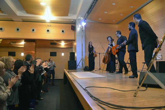 Concerts a la Fundació: En Clave de Clot