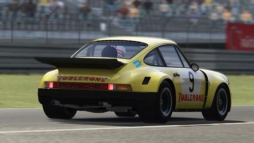 Porsche 911 Carrera RSR - Porsche Club Romand - Claude Haldi - 1975 (2)