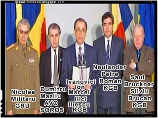 Cum colcaia PSD-ul de agenti KGB in anii 1990