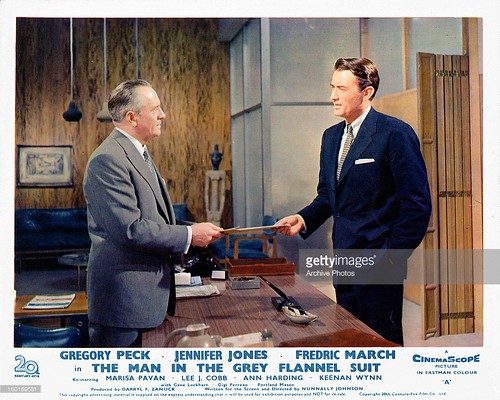 The Man in the Gray Flannel Suit - screenshot 3