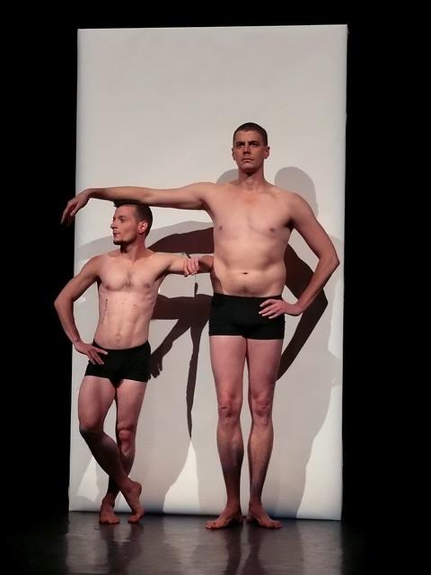 Dumaszínház - Füge Produkció (Budapest): Elhanyagolt férfiszépségek