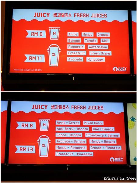 Juicy Fresh Juice Bar (6)