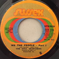 THE SOUL SERCHERS:WE THE PEOPLE - PART.1(LABEL SIDE-B)