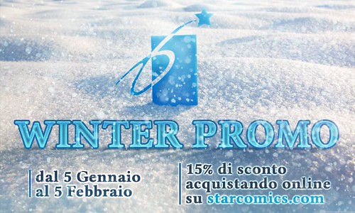Star Comics - WINTER PROMO DI EDIZIONI
