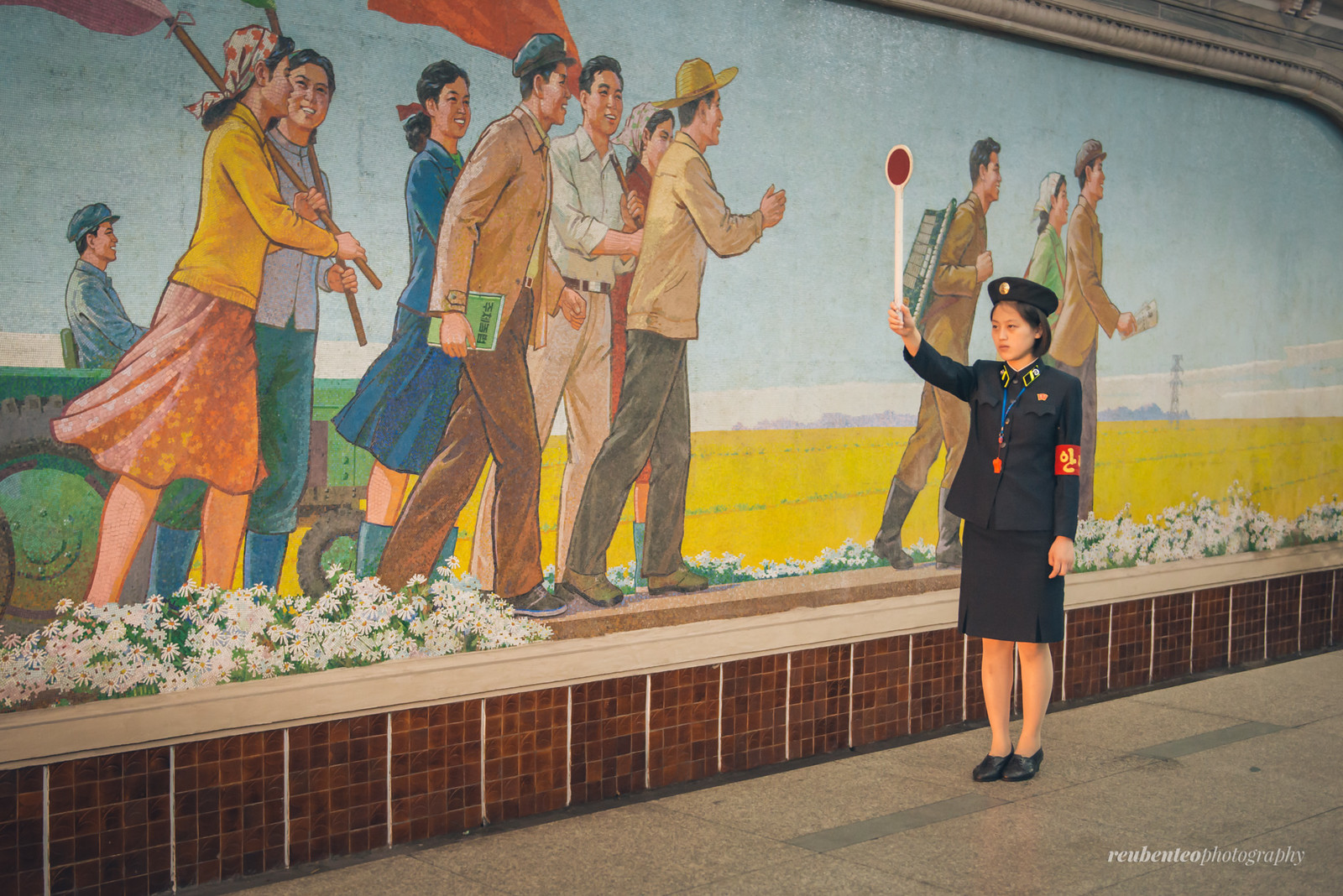 North Korea Locals
