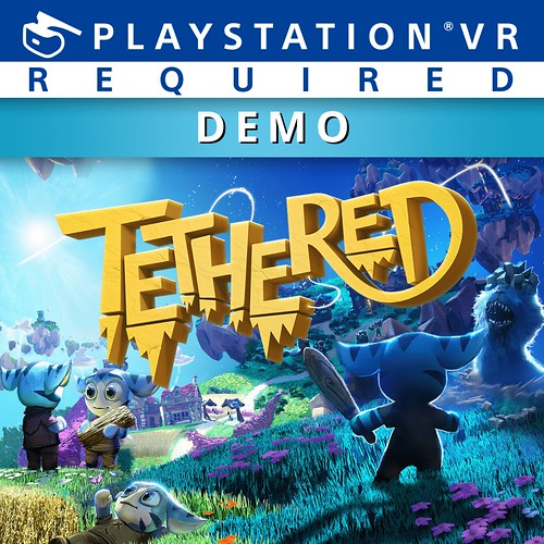 Tethered demo