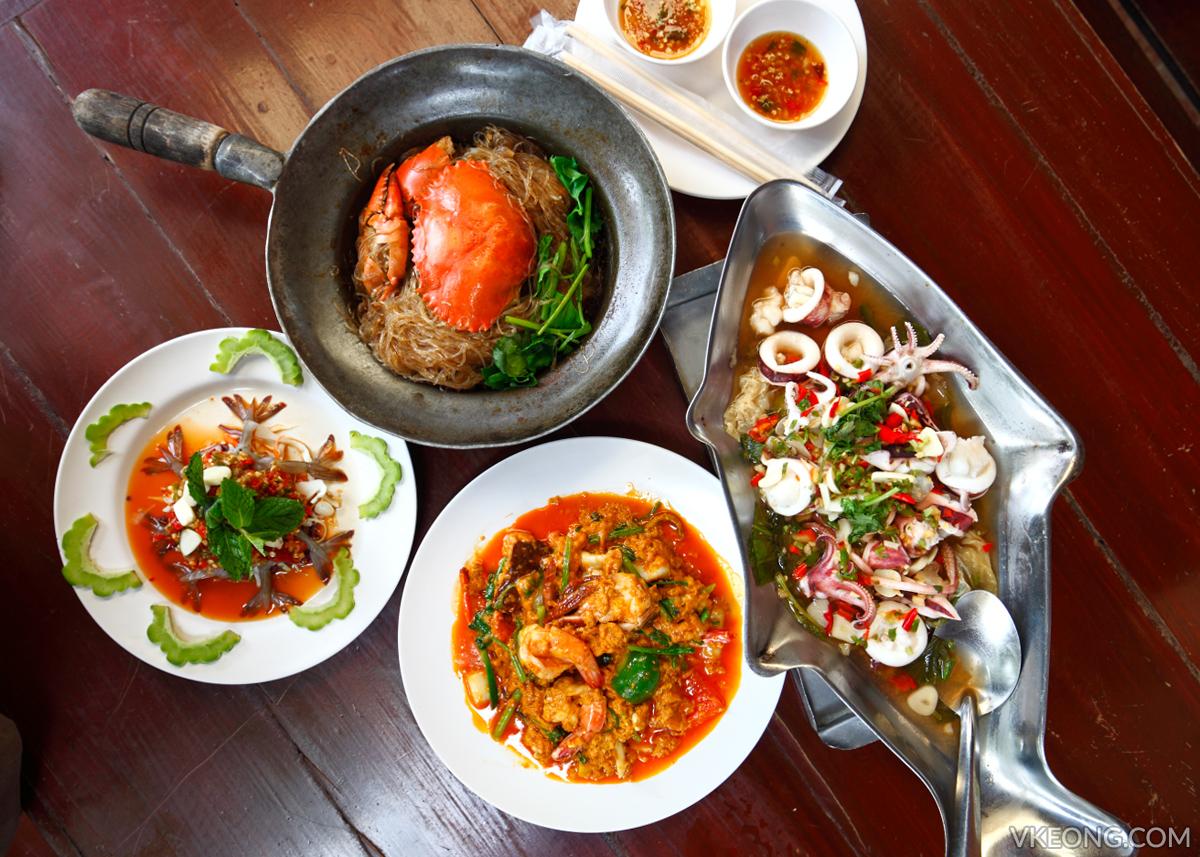 Pupen Seafood Pattaya