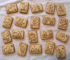 kittyland biscuits! | by colorkitten