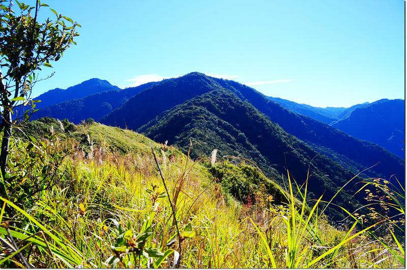 馬馬宇頓山山頂東南眺 (2)