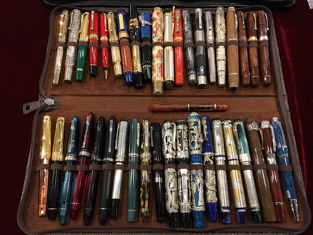Madrid Pen Show 2016 Close Ups! @Iguana_Sell 10