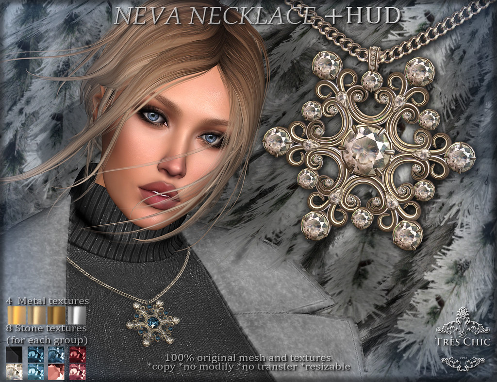 AvaWay NEVA Necklace