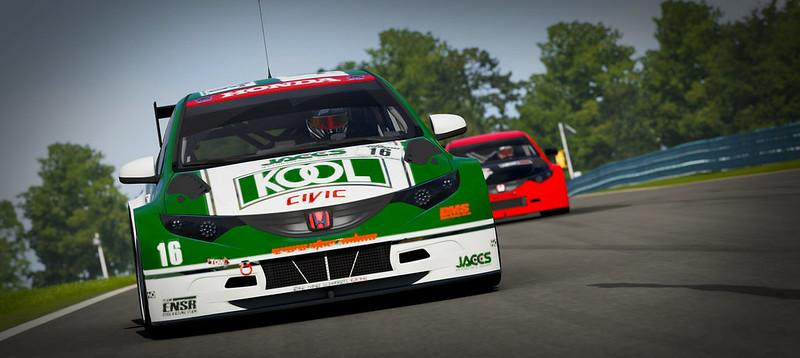 VTCC Spec Series 10 - #5 Zengo Motorsports Honda Civic WTCC 31056269083_d91dda7557_c