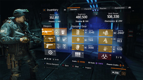 how to get skull mc gloves the division