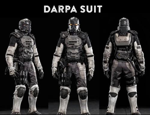 Spectral Darpa Suit iliketeevee 1